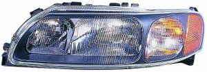 2001-2004 Volvo XC70 Headlight Assembly - Left (Driver)