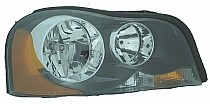 2003 - 2014 Volvo XC90 Front Headlight Assembly Replacement Housing / Lens / Cover - Right (Passenger)