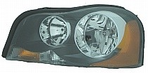 2003 - 2014 Volvo XC90 Headlight Assembly - Left (Driver)