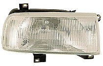 1993 - 1999 Volkswagen Jetta Front Headlight Assembly Replacement Housing / Lens / Cover - Right (Passenger)