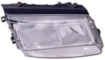 1998 - 2001 Volkswagen Passat Front Headlight Assembly Replacement Housing / Lens / Cover - Right (Passenger)