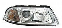 2001 - 2005 Volkswagen Passat Front Headlight Assembly Replacement Housing / Lens / Cover - Right (Passenger)