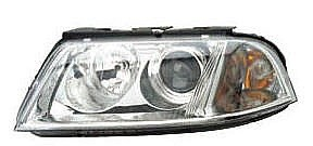 2001-2005 Volkswagen Passat Headlight Assembly - Left (Driver)