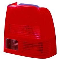 1998 - 2001 Volkswagen Passat Tail Light Rear Lamp - Right (Passenger)