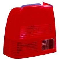 1998 - 2001 Volkswagen Passat Rear Tail Light Assembly Replacement / Lens / Cover - Left (Driver)