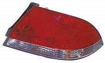 2004 - 2007 Mitsubishi Lancer Tail Light Rear Lamp (Rally) - Left (Driver)