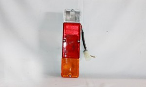 1986-1995 Suzuki Samurai Tail Light Rear Lamp - Left (Driver)
