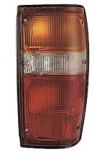 1984-1988 Toyota Pickup Tail Light Rear Lamp (Black Lens) - Right (Passenger)
