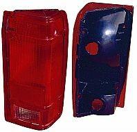 1991-1992 Ford Ranger Tail Light Rear Lamp - Right (Passenger)