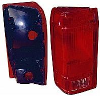 1991-1992 Ford Ranger Tail Light Rear Lamp - Left (Driver)