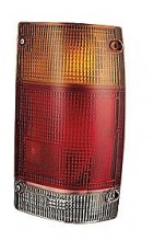 1986-1993 Mazda B2200 Tail Light Rear Lamp - Right (Passenger)