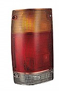 1986 - 1993 Mazda B2200 Rear Tail Light Assembly Replacement / Lens / Cover - Left (Driver)