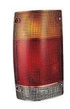 1986-1993 Mazda B2200 Tail Light Rear Lamp - Left (Driver)