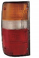 1989 - 1995 Toyota Pickup Tail Light Rear Lamp - Left (Driver)