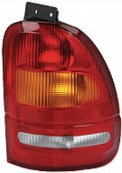 1995 - 1998 Ford Windstar Rear Tail Light Assembly Replacement / Lens / Cover - Right (Passenger)