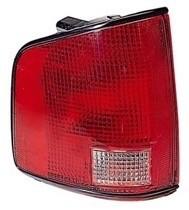 2002 - 2004 GMC Sonoma Tail Light Rear Lamp - Right (Passenger)