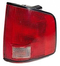 1994 - 2002 GMC Sonoma Rear Tail Light Assembly Replacement / Lens / Cover - Left (Driver)