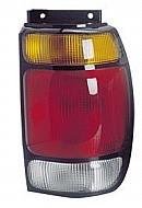 1997 Mercury Mountaineer Tail Light Rear Lamp - Right (Passenger)