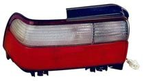 1996 - 1997 Toyota Corolla Tail Light Rear Lamp - Right (Passenger)