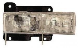 1992-1999 GMC Jimmy Headlight Assembly - Right (Passenger)