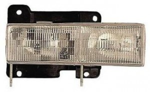 1992-1999 Chevrolet (Chevy) Suburban Headlight Assembly - Right (Passenger)