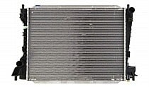 2000 - 2008 Jaguar S Type Radiator