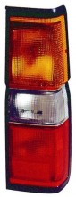 1987 - 1995 Nissan Pathfinder Tail Light Rear Lamp - Left (Driver)