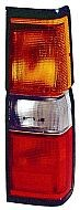 1987-1995 Nissan Pathfinder Tail Light Rear Lamp - Left (Driver)