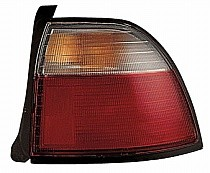 1996 - 1997 Honda Accord Rear Tail Light Assembly Replacement / Lens / Cover - Right (Passenger)