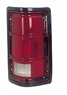 1988 - 1996 Dodge Dakota Rear Tail Light Assembly Replacement / Lens / Cover - Right (Passenger)