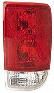 1995 - 2001 GMC S15 Jimmy Rear Tail Light Assembly Replacement / Lens / Cover - Right (Passenger)