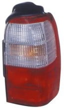 1997 - 2000 Toyota 4Runner Rear Tail Light Assembly Replacement / Lens / Cover - Left (Driver)