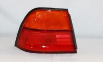 1995 - 1996 Nissan Maxima Tail Light Rear Lamp - Left (Driver)