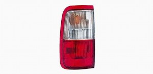 1993-1998 Toyota T100 Pickup Tail Light Rear Lamp (with Sockets & Bulbs) - Left (Driver)