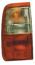 1993-1998 Toyota T100 Pickup Tail Light Rear Lamp - Left (Driver)