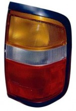 1996 - 1999 Nissan Pathfinder Rear Tail Light Assembly Replacement / Lens / Cover - Right (Passenger)