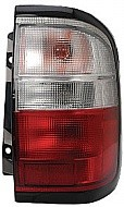 1997 - 2000 Infiniti QX4 Rear Tail Light Assembly Replacement / Lens / Cover - Right (Passenger)