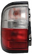 1997 - 2000 Infiniti QX4 Rear Tail Light Assembly Replacement / Lens / Cover - Left (Driver)