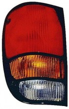 1994-2000 Mazda B2500 Tail Light Rear Lamp - Right (Passenger)