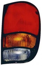 1994 - 2000 Mazda B2500 Tail Light Rear Lamp - Left (Driver)