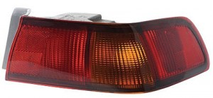 1997-1999 Toyota Camry Tail Light Rear Lamp - Right (Passenger)