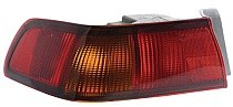 1997 - 1999 Toyota Camry Rear Tail Light Assembly Replacement / Lens / Cover - Left (Driver)
