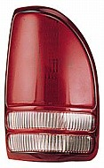 1997 - 2004 Dodge Dakota Rear Tail Light Assembly Replacement / Lens / Cover - Right (Passenger)