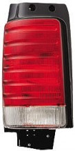 1991-1995 Chrysler Town & Country Tail Light Rear Lamp - Left (Driver)