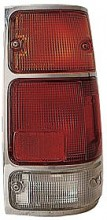 1991-1997 Isuzu Rodeo Tail Light Rear Lamp (with Bright Rim) - Right (Passenger)