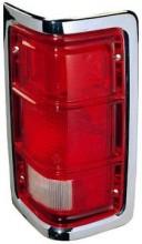 1988 - 1993 Dodge Ram Tail Light Rear Lamp - Right (Passenger)