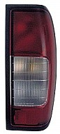 1998-1999 Nissan Frontier Tail Light Rear Brake Lamp (Combo to 9/99) - Right (Passenger)