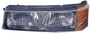 2003-2007 Chevrolet (Chevy) Silverado  Parking / Signal / Marker / Running Light - Left (Driver)