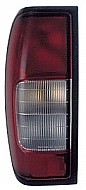 1998-1999 Nissan Frontier Tail Light Rear Lamp (Combo to 9/99) - Left (Driver)