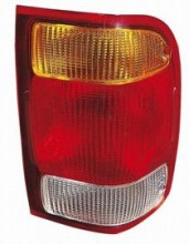 1998 - 1999 Ford Ranger Rear Tail Light Assembly Replacement / Lens / Cover - Right (Passenger)